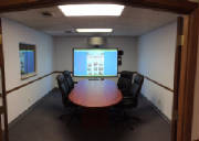 8 Foot Laminate Conference Table from Evansville Indiana Customer