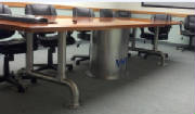 Custom Conference Table Legs