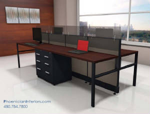 Office-Cubicles/4_person_office_benching_furniture_with_glass.jpg
