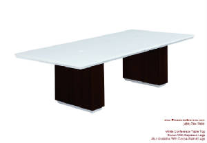 White Conference Tables With Grommets - Conference table grommet